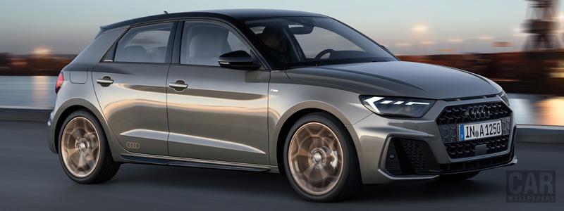 Обои автомобили Audi A1 Sportback 35 TFSI S line Edition - 2018 - Car wallpapers