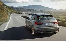 Обои автомобили Audi A1 Sportback 35 TFSI S line Edition - 2018