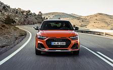 Обои автомобили Audi A1 citycarver edition one - 2019
