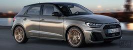 Audi A1 Sportback 35 TFSI S line Edition - 2018