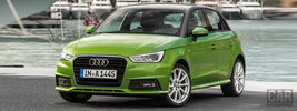 Audi A1 Sportback TDI S-line - 2014