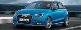Audi A1 Sportback TFSI ultra S line - 2014