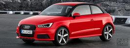 Audi A1 TFSI S-line - 2014