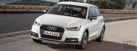 Audi A1 active TFSI ultra - 2014