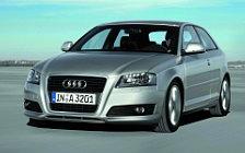 Обои автомобили Audi A3 - 2008