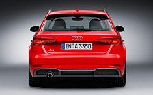 Обои автомобили Audi A3 Sportback 2.0 TFSI S-line - 2016