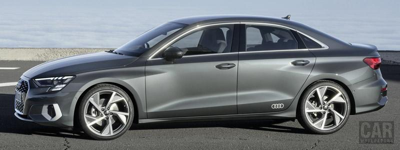 Обои автомобили Audi A3 Sedan 35 TFSI - 2020 - Car wallpapers