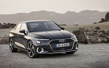 Обои автомобили Audi A3 Sedan 35 TFSI - 2020