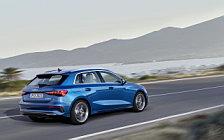 Обои автомобили Audi A3 Sportback 35 TFSI - 2020