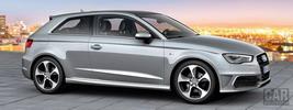 Audi A3 1.8 TFSI quattro S-Line - 2012
