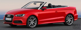 Audi A3 Cabriolet 2.0 TDI S-Line - 2013