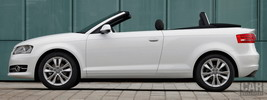 Audi A3 Cabriolet - 2011