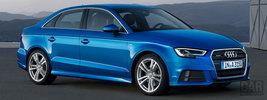 Audi A3 Sedan 2.0 TDI quattro S-line - 2016