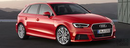 Audi A3 Sportback 2.0 TFSI S-line - 2016
