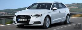 Audi A3 Sportback g-tron - 2016