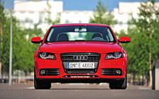 Обои автомобили Audi A4 2.0 TDI e - 2009