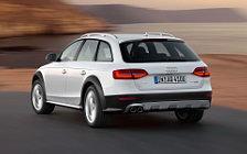 Обои автомобили Audi A4 allroad quattro - 2012