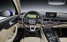 Обои автомобили Audi A4 2.0 TFSI quattro - 2009