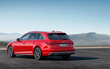 Обои автомобили Audi A4 Avant S line competition - 2018