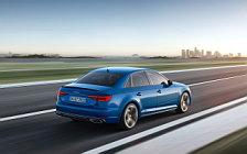 Обои автомобили Audi A4 S line quattro - 2018