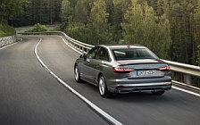 Обои автомобили Audi A4 45 TFSI quattro S line - 2019