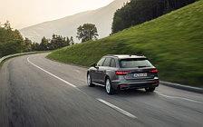Обои автомобили Audi A4 Avant 40 TDI S line quattro - 2019