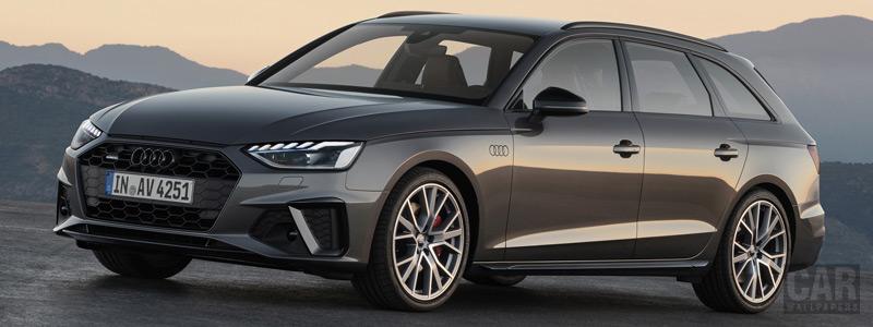Обои автомобили Audi A4 Avant 45 TFSI S line quattro edition one - 2019 - Car wallpapers