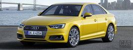Audi A4 2.0 TFSI quattro S-line - 2015