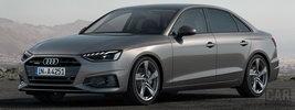 Audi A4 45 TFSI quattro - 2019