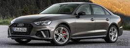 Audi A4 45 TFSI quattro S line - 2019