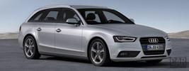 Audi A4 Avant 2.0 TDI ultra - 2014