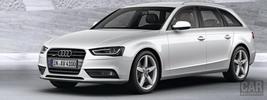 Audi A4 Avant - 2012