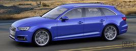 Audi A4 Avant 3.0 TDI quattro S-line - 2015