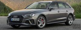 Audi A4 Avant 40 TDI S line quattro - 2019
