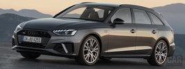 Audi A4 Avant 45 TFSI S line quattro edition one - 2019