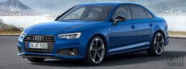 Audi A4 S line quattro - 2018