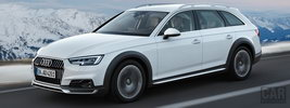 Audi A4 allroad 3.0 TDI quattro - 2016