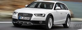 Audi A4 allroad quattro - 2012