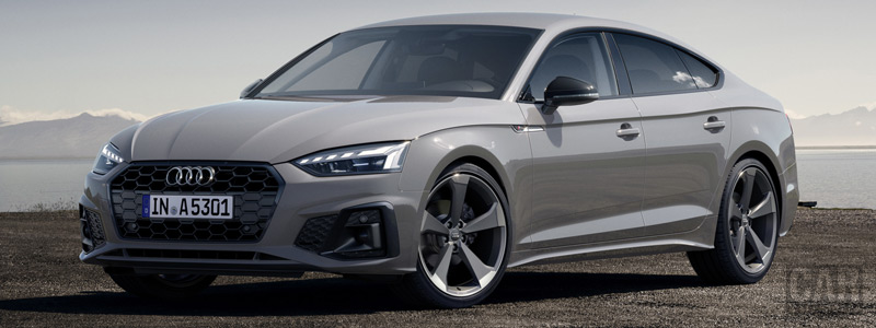 Обои автомобили Audi A5 Sportback 40 TFSI S line - 2019 - Car wallpapers