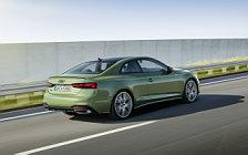 Обои автомобили Audi A5 Coupe 40 TFSI quattro S line - 2019