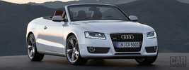 Audi A5 Cabriolet - 2009
