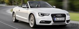 Audi A5 Cabriolet - 2011