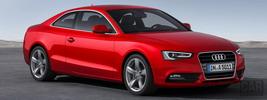 Audi A5 Coupe 2.0 TDI ultra - 2014