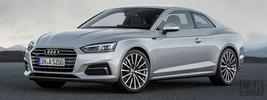 Audi A5 Coupe - 2016