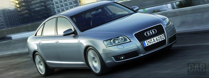 Обои автомобили Audi A6 - 2007 - Car wallpapers