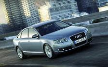 Обои автомобили Audi A6 - 2007
