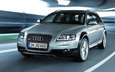 Обои автомобили Audi A6 Allroad Quattro - 2008