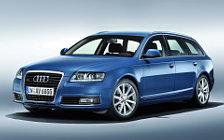Обои автомобили Audi A6 Avant - 2008