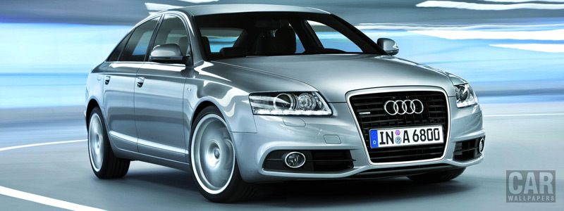 Обои автомобили Audi A6 - 2008 - Car wallpapers
