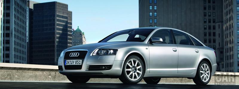 Обои автомобили Audi A6 - 2008 - Car wallpapers